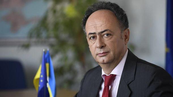 ПосолЕС объявил, что у украинской столицы сегодня нет перспективы членства ворганизации