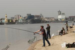 В Киеве ограничат движение на Трухановом острове из-за соревнований