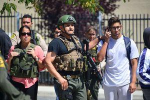 Стрельба в США: полиция задержала подозреваемого