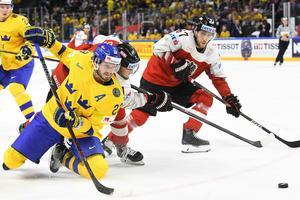 Онлайн матча Словакия – Швеция на чемпионате мира по хоккею