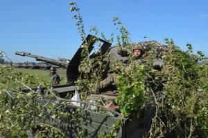 15 раненых и 12 убитых за неделю: волонтер рассказал о крупных потерях боевиков в Горловке