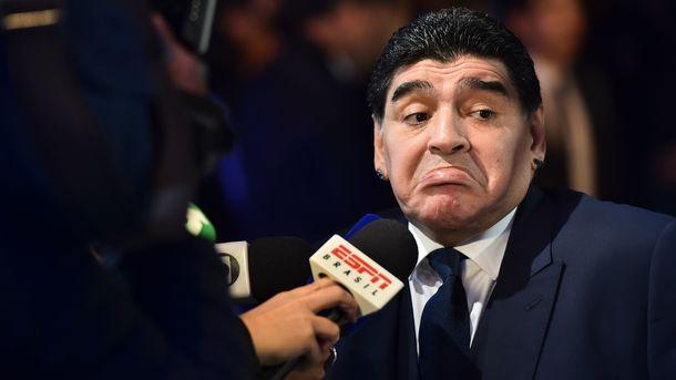 Легендарный Диего Марадона летит вБеларусь для подписания договора  сбрестским «Динамо»