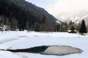 В Альпах нашли тело швейцарского туриста, пропавшего в марте