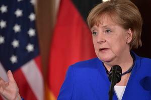Меркель прокомментировала выход США из ядерного соглашения