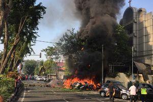 Теракт в Индонезии: смертники оказались членами одной семьи, среди них - дети