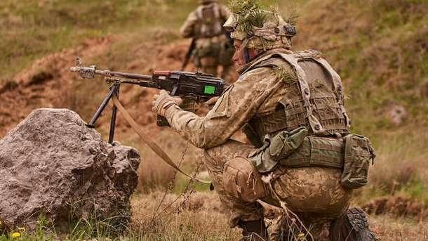 ООС: Из-за обстрелов боевиков двое военных ВСУ получили ранения