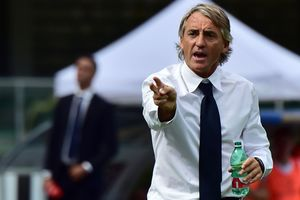 Роберто Манчини стал главным тренером сборной Италии