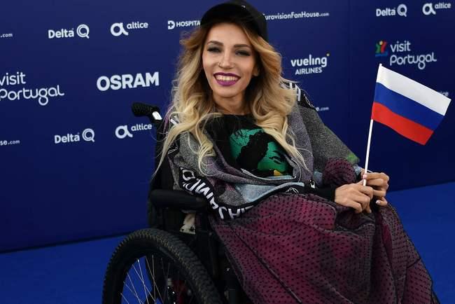 Мария Захарова: Юлия Самойлова является соответственным человеком, таких наданный момент немного