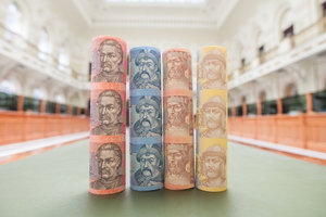 В Украине рекордно выросло количество налички