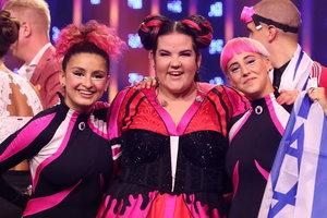 Победительница Евровидения-2018 променяла Россию на гейпарад