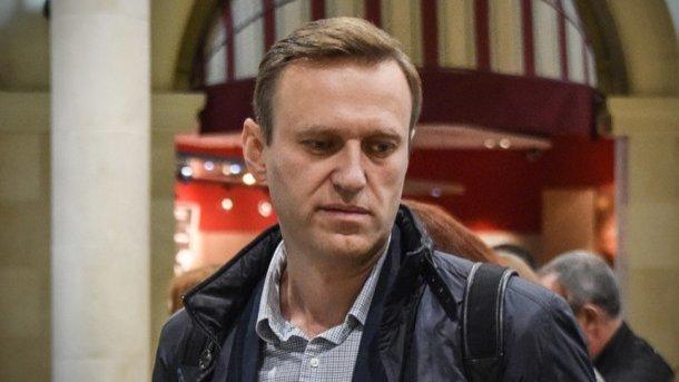 Суд арестовал Навального на30 суток