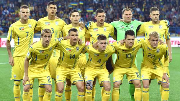 Всборную Украинского государства  наматчи против Марокко иАлбании вызваны 25 игроков