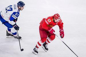 Онлайн матча Россия - Швеция на чемпионате мира по хоккею
