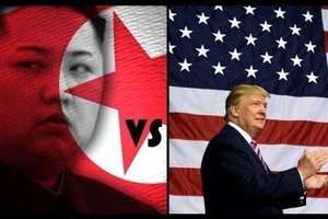 КНДР грозит отказаться от саммита со США в знак протеста против учений