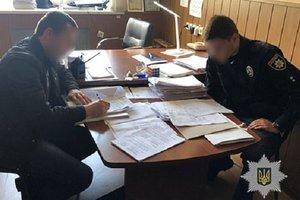 Копа из Харькова заподозрили в продаже служебных данных