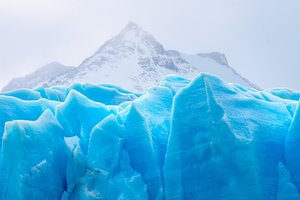 В ледниках обнаружили необычную находку