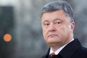 Порошенко обратился к Западу из-за России