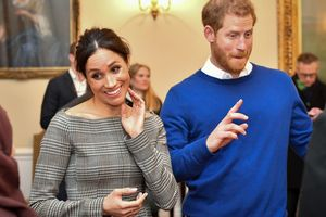 Стало известно, как Меган Маркл и принц Гарри проведут ночь перед свадьбой
