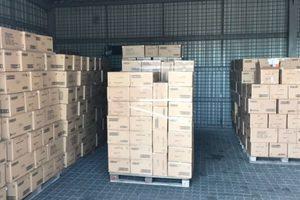 В порту Одессы нашли контрабандные товары стоимостью 7 млн грн