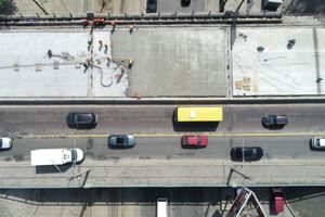 Огромные пробки в Киеве: как влияют ремонты дорог и перекрытие Крещатика