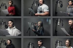 Украинские звезды озвучили аудиогид в художественном музее Киева