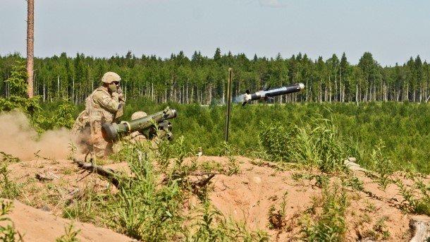 Javelin. Фото: flickr.com/U.S. Army Europe