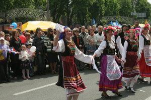 В Киеве ко Дню Европы состоится велопробег, лекции и конкурсы