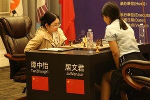Цзюй Вэньцзюнь в шаге от мировой шахматной короны