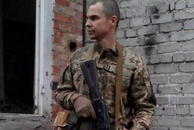 На Донбассе от пули снайпера погиб воевавший в Песках украинский добро