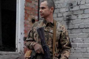 На Донбассе от пули снайпера погиб воевавший в Песках украинский доброволец