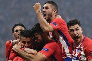 """За победу в Лиге Европы """"Атлетико"""" заработает меньше, чем за провал в Лиге чемпионов"""