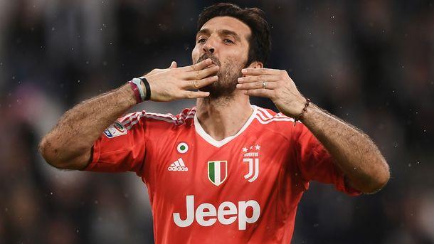Буффон отказался от прощального матча в сборной Италии и покинет