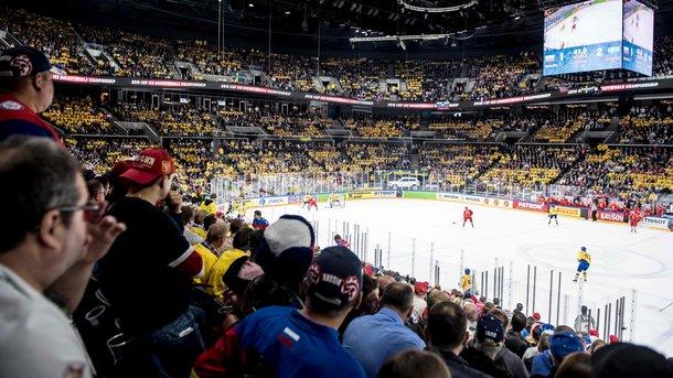 В предыдущем матче Россия проиграла Швеции