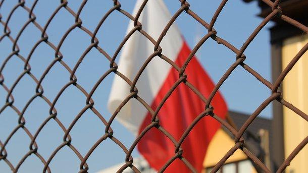 ВПольше задержали россиянку поподозрению вподрывной деятельности