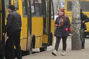 Слідом за метро в Києві дорожчають маршрутки