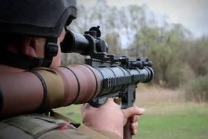 Украина получила от США 500 гранатометов: опубликовано впечатляющее видео стрельб