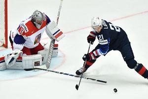 Сборная США стала первым полуфиналистом ЧМ-2018 по хоккею