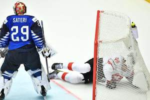 Сборная Швейцарии сенсационно выбила Финляндию с ЧМ-2018 по хоккею