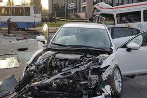 Жуткое ДТП в Кривом Роге: водитель маршрутки идет на поправку