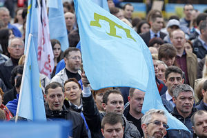 """Порошенко о геноциде крымских татар: """"Циничное преступление против всего человечества"""""""