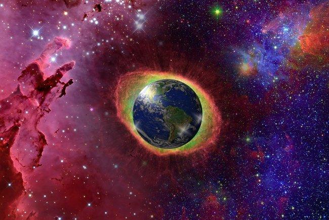 На Землю будет производиться крупное воздействие. Фото: pixabay