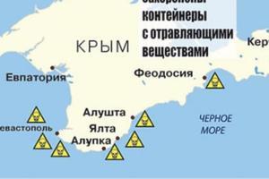 60 бочек химикатов под Керченским мостом: Тымчук рассказал о химическом оружии в Крыму