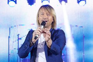 Олег Винник раскрыл секреты концертной программы