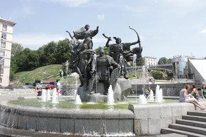Можно ли купаться в киевских фонтанах – ответ от