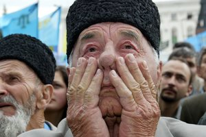 Сталинская депортация крымских татар – акт геноцида против целого народа