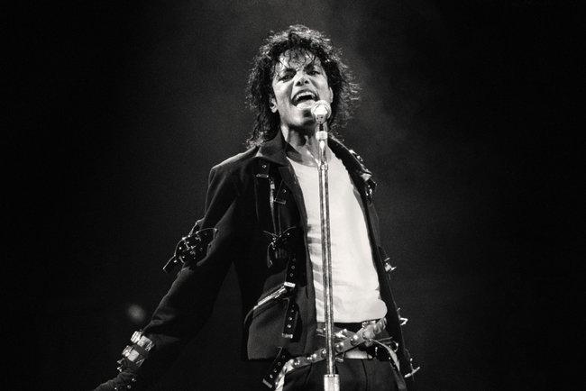Майкл Джексон. Фото: Getty
