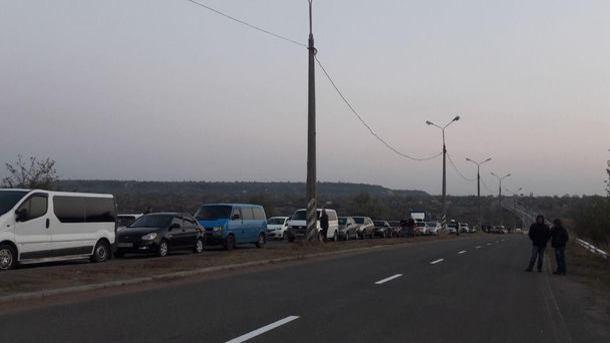 На Донбассе ликвидируют 16 блокпостов