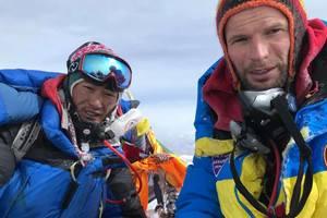 Альпинист из Львова покорил  Эверест:  видео и первые заметки из опасного путешествия