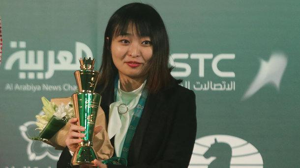 Стала известна чемпионка мира по шахматам