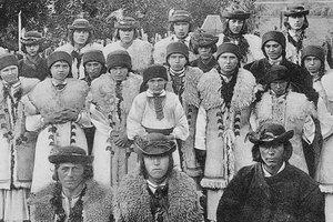 Чем живут украинские дети гор: быт и суеревия бойков